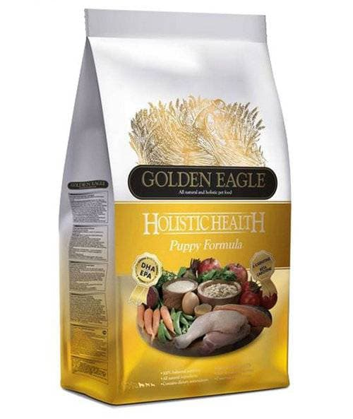 Корм для щенков Golden Eagle Holistic Health Puppy Formula